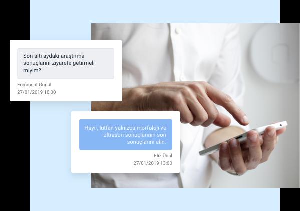 Eksiksiz bir iletişim için sınırsız SMS paketini kullanmaya başlayın