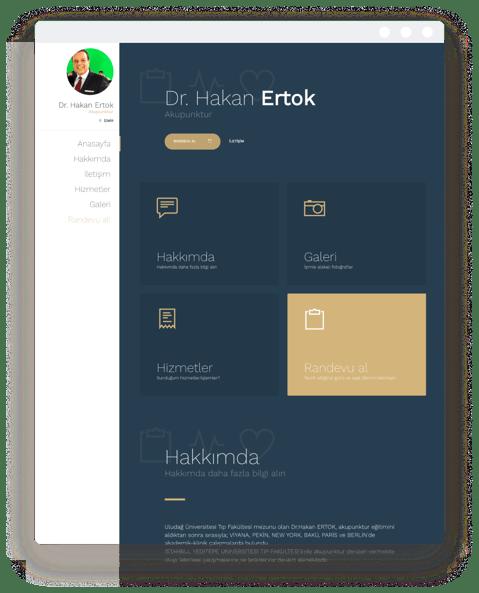 Dr. Hakan Ertok